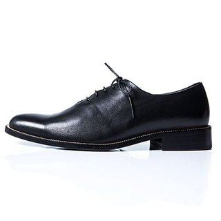 NOUR classic MAN oxford - Black
