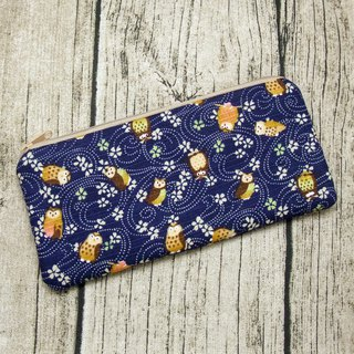 Large Zipper Pouch, Pencil Pouch, Gadget Bag, Cosmetic Bag (ZL-55)