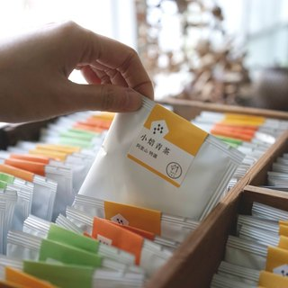 【Lang tea】 large amount of original three-dimensional tea bags / 60 packs (free combination)