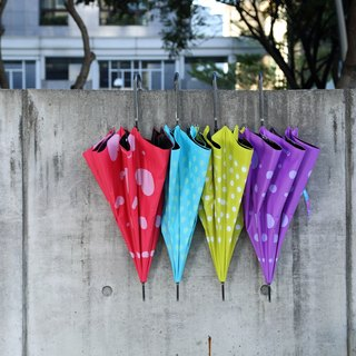 Rainbow House Rainbow Rain Umbrella (not shipped abroad)