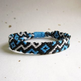 River lucky rope woven bracelet (optional color)
