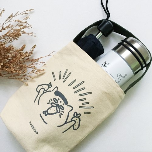 Goro second anniversary of environmental protection Kettle beverage bag