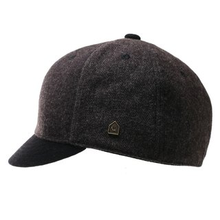 Knight's hat / gray wool