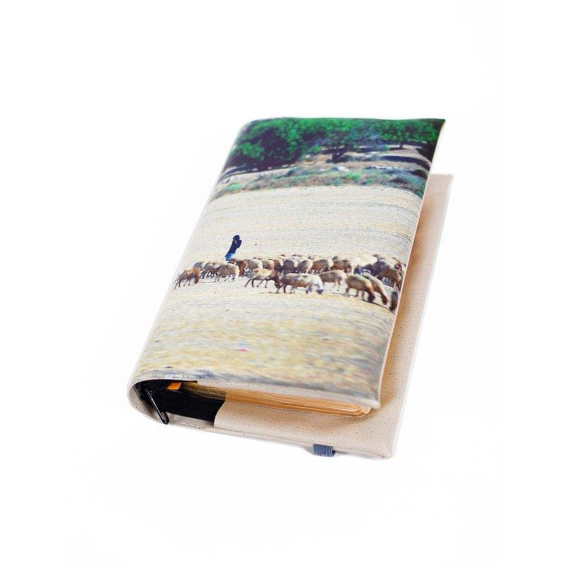 牧羊人。訂製聖經套/書套