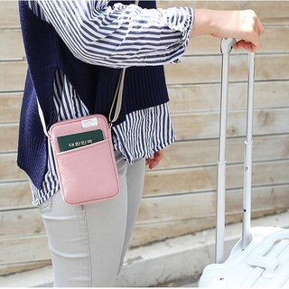Livework Slices Toast Crossbody V3-Plum Powder, LWK39440