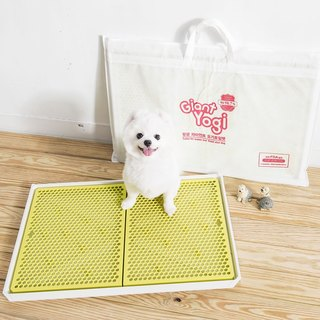 Antibacterial 98.7% Dog Baby Special Potty 66x45x3.5cm