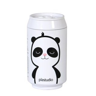 PLAStudio-ECO CAN-280ml-Panda Series-Made from Plant-White