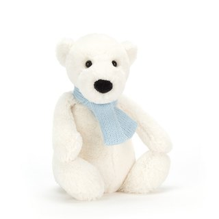Jellycat Bashful Winter Polar Bear