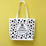 Focus Art Bag Sorry This is Not Kusama Yayoi 焦點藝術專屬購物袋