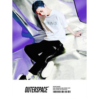OUTER SPACE 51 District Sweatpants (Black)