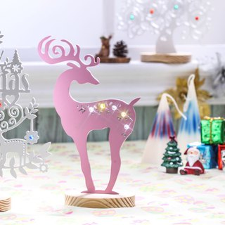 【Forest Deer】-Shining without electricity | Window Decor