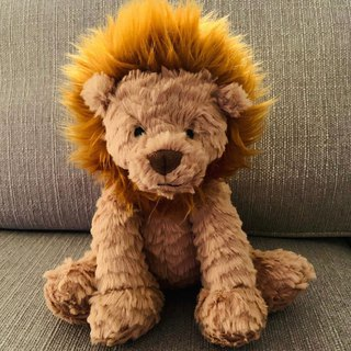 Jellycat Fuddlewuddle Lion 23cm