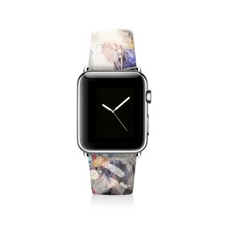 Abstract Apple watch band, Decouart Apple watch strap S022 (including adapter)