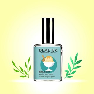[Demeter smell library] vanilla ice cream situation perfume 30ml