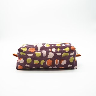 Vineyard big belly belly beauty bag / universal bag