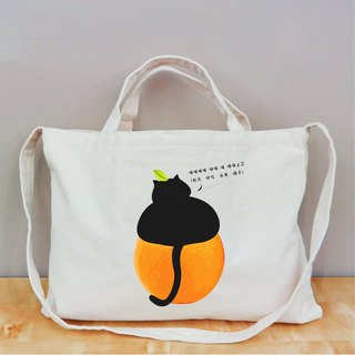 Autumn is coming~ Wenchuang style canvas bag