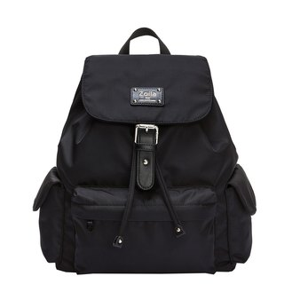 Lighter size _ classic black style in the back of the beam backpack _ parenting package _ mother bag