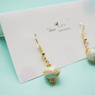 Personality Trinitite Earrings (Tricolor)