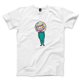 Space dentures - White - Unisex T-Shirt