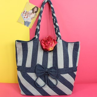 Perfect Day Denim Shoulder Bag