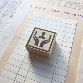 Label Series - Stamp