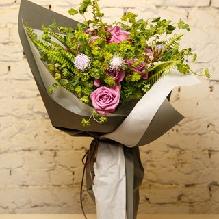 # # Elegant flowers for her bouquet # Natural style