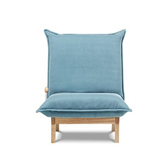 AJ2 │ Shallow mountain │ blue sky blue │ armchair and room chair