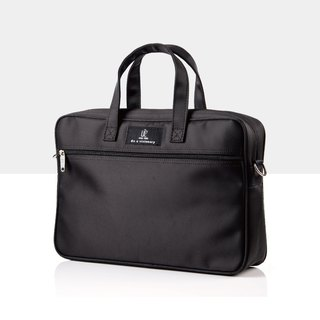 Extremely simple splash-proof briefcase - men and women computer bag