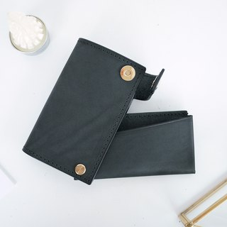 CHE04 Rotary Double Card Holder Name Card Holder