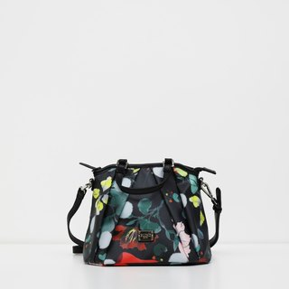 Hong Kong designer brand BLIND by JW tiger printing multi-purpose backpack