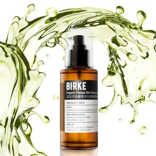 BIRKE Organic Green Papaya Keratin Conditioning Spray 100 ml