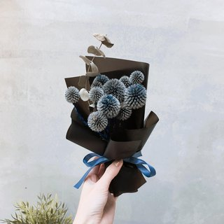Mini Dry Bouquet [Tibetan Castle Windproof] - Dry Flower / Birthday Gift / Valentine's Day Flower Ceremony