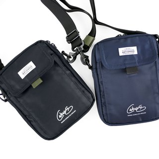 Matchwood Design Culturewood x Culture Pacer Carrying Bag Black / Navy