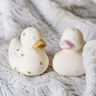 Spain Oli & Carol Miniature Duck - Pink Gusset / Bath Toy