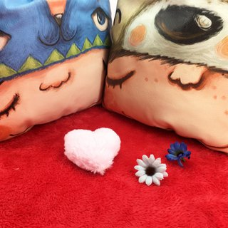 Stephy limited blessing bag / couple pillow / sweet and lovely gift S-SET047