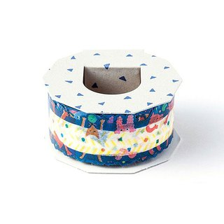 Iroha - Masking Tape - Animal Ribbon