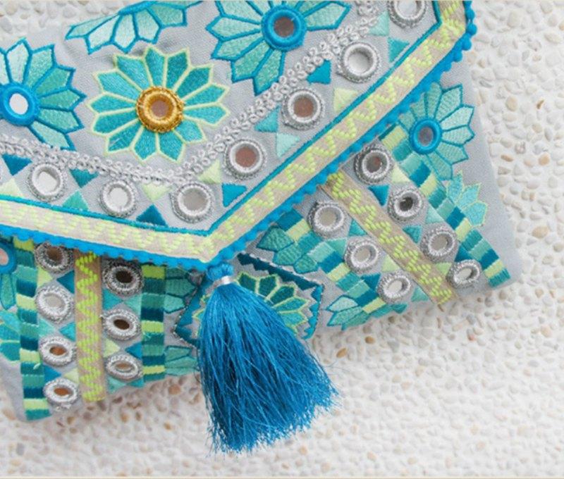 側背包 手拿包 *藍瑪格側包