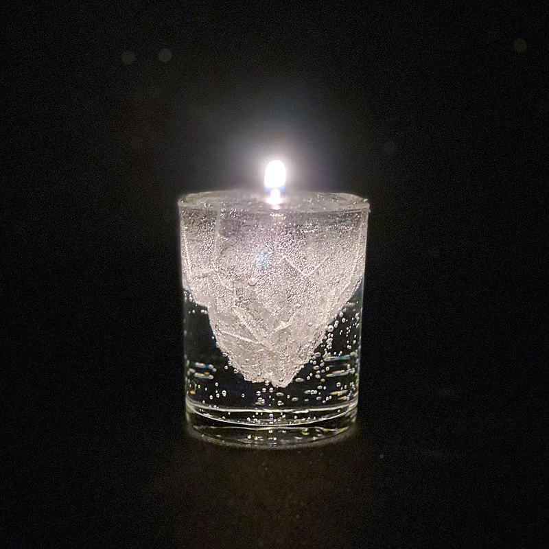 懸浮冰山蠟燭 | 手工香氛蠟燭