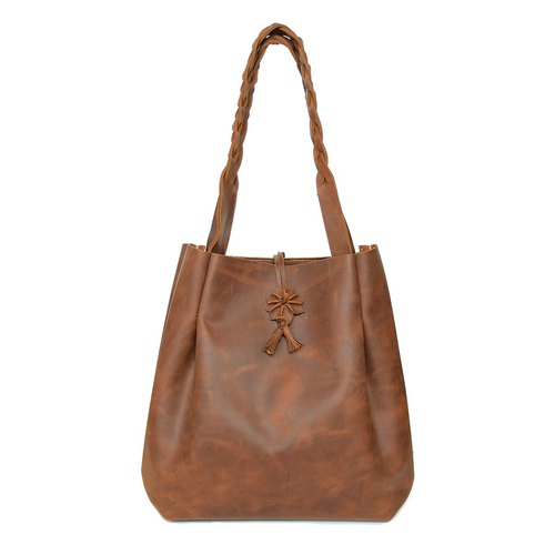 The Floral Concept Tote bag easy and minimalist