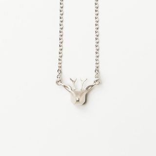Milu Deer Necklace