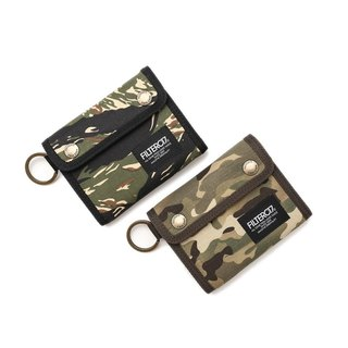 Filter017 Camo Wallet Filter017 Camouflage Short Clip