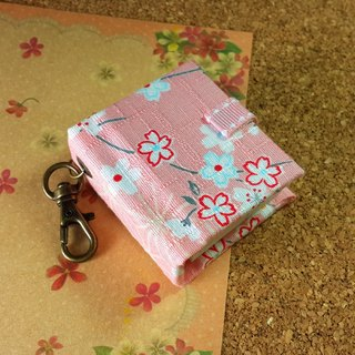 [日 ‧ cherry] mini small phase key ring 5cmX4.3cm - custom small things