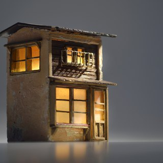 Old house lamp house (works L03)