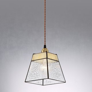 [Dust] years old ornaments vintage glass chandeliers PL-102