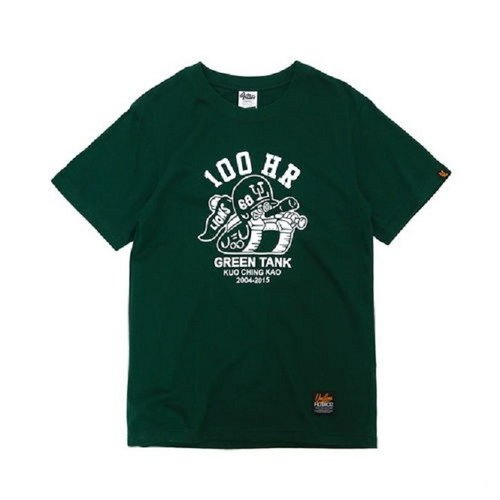 UNILIONS X Filter017 Kuo-Ching Kao 100 HR Series Tee / 高國慶百轟紀念短T