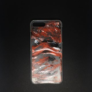 Acrylic Hand Paint Phone Case | iPhone 7/8+ |  It