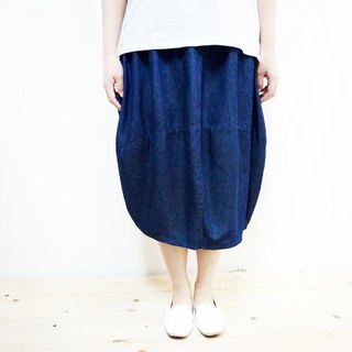 [MIT] Qi Wu eight 〇x tannic cotton bud skirt sixth
