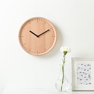 [Manual] Pana Objects life - wall clock (black / white)