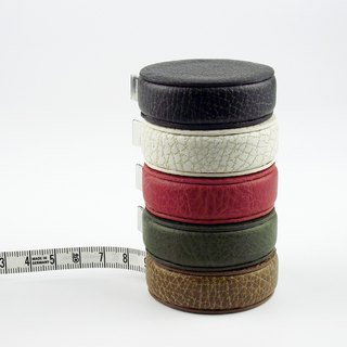 1.5m leather tape measure clothing tape multi-color custom