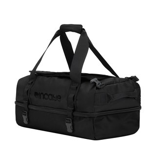 [INCASE] TRACTO Split Duffel S 40L Back/Handheld Travel Bag (Black)